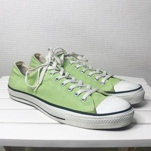 Converse Chuck Taylor All Stars Mens 13 Green USA